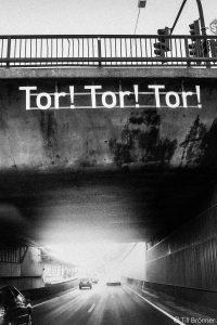 A40 bei Nacht © Till Brönner